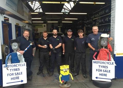 Island Tyres & Exhausts Exhaust Specialists